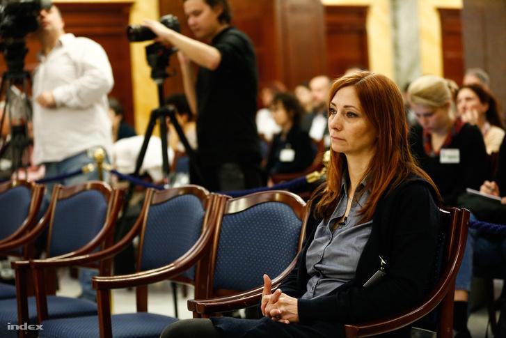 Renner Erika a megismételt eljárás tárgyalásán