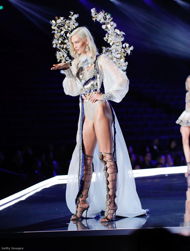 A Victoria's Secret show minden évben nagy esemény