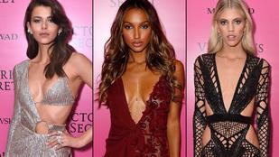A legszexibb ruhák a Victoria's Secret afterpartijáról