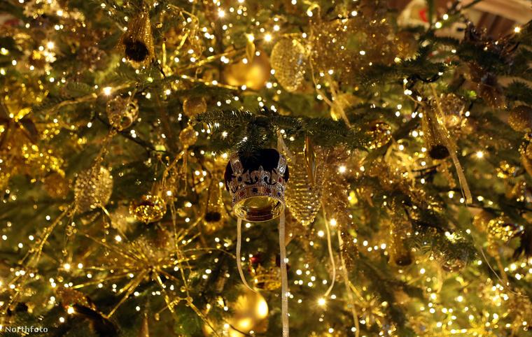 A fa természetesen a királynő egyik magánparkjából származik, épp onnan, ahol nemrég a 96 éves Fülöp herceget látták, amint élvezi a boldog nyugdíjasok életét.