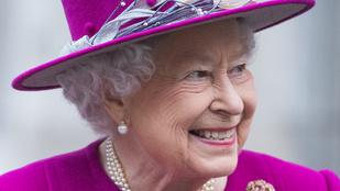 II. Erzsébet tuti jobban áll a karácsonyfa-állítással mint ön!