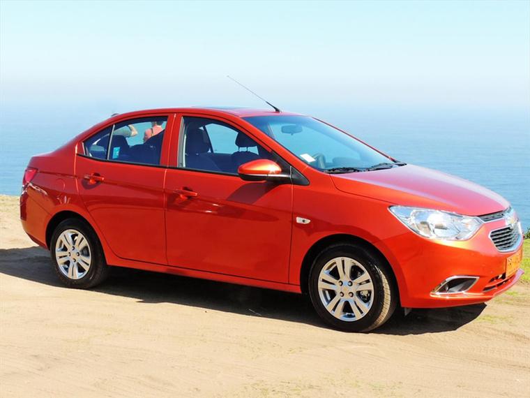 A Sail is egy Chevrolet, de ezt a változatosság kedvéért Kínában tervezték, és ott is kínálják