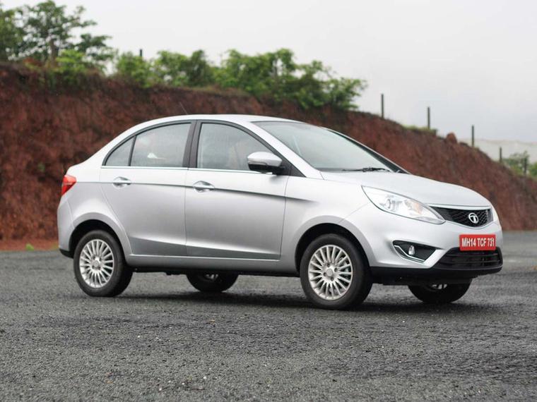 A Tata Zest elsősorban Indiában kapható, és úgy tűnik, ott népszerű is, annak ellenére, hogy nem csak az arányai csúsztak el, de a formája is húszéves mintákat követ.