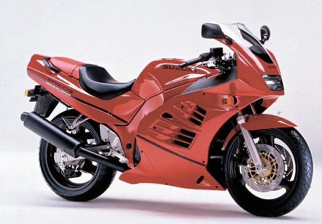 Suzuki RF400