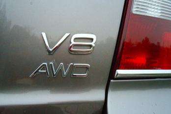 V8-as Volvo, 3 millió forintért?