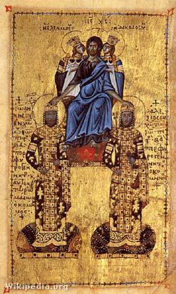 II. Joannész császár és a fia, Alexiosz társcsászár (1122-1142)