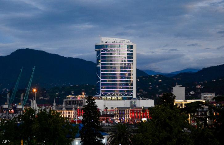 A Leogrand hotel