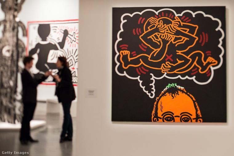 Keith Haringet nem véletlenül vettük elő pont december elsején: ez a nap az AIDS világnapja