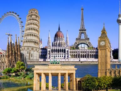 Felismeri az európai nagyvárost egyetlen látnivaló alapján?
