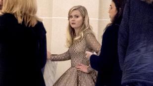 Reese Witherspoon lánya elsőbálozott
