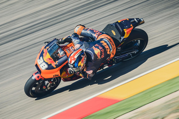 Bradley Smith, KTM, MotoGP