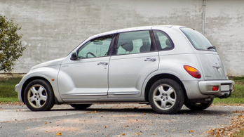 Chrysler PT Cruiser 2.2 CRD - 2002.