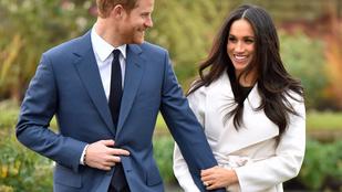 Kitűzték Meghan Markle és Harry herceg esküvőjének dátumát