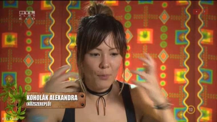 Ha már a névtábláknál tartunk: ÉNB Alexa  nem énekes (van klipje), nem RTL-es social media atyaúristennő (az X-Faktornál ő kapta meg a telefonnal rohangáló, száguldó backstage riporter szerepet), de nem is színésznő (Éjjel-Nappal Budapest, ugye), hanem  közszereplő, ennyi.