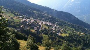 Ön elfogadna 18 millió forintot, hogy ebbe a mesebeli svájci faluba költözzön?