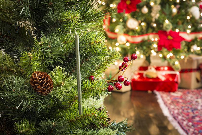 Karácsonyi illatpálcával még a fenyőillatról sem kell lemondanun
