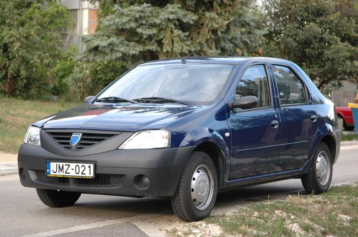 A legalapabb Dacia Logan, ami létezik. Nekem jobban tetszik, mint a Renault Thalia