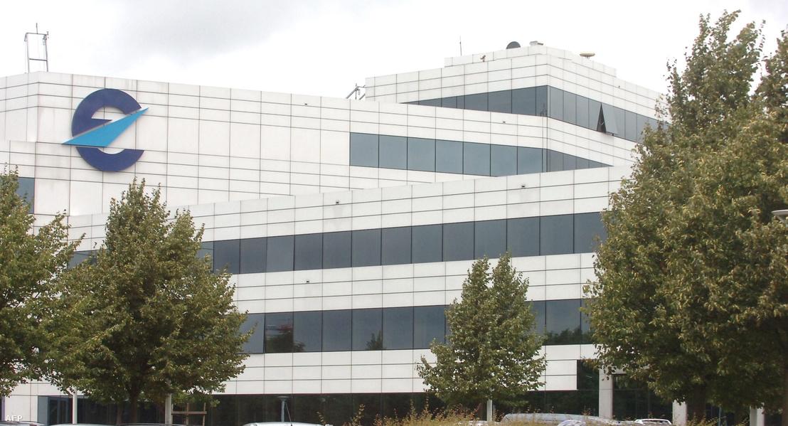 Az Eurocontrol épülete Brüsszelben