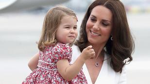 Katalin hercegné mit tesz a gyerekekért?