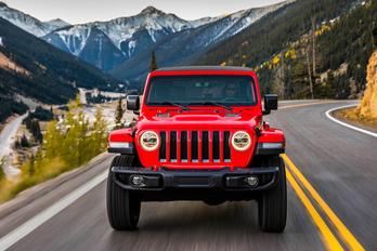 Itt a legújabb Jeep Wrangler