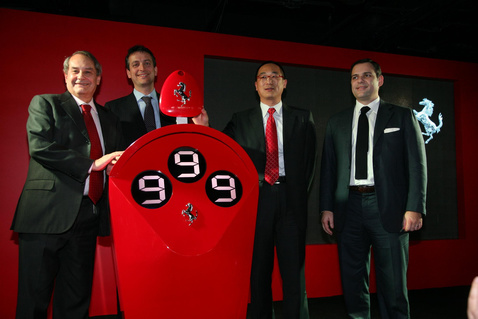 Ferrari-CEO-Amedeo-Felisa-Commercial-and-Marketing-Director-Enri
