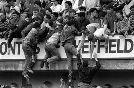 A Hillsborough-i tragédia