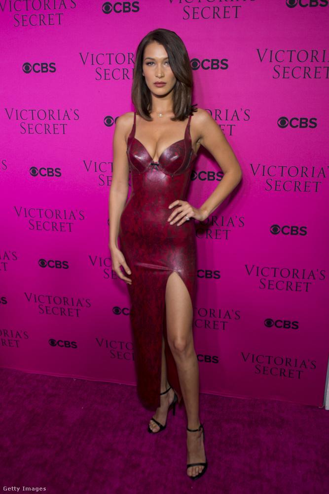 A múlt héten volt Sanghajban a Victoria's Secret évi rendes, divatbemutatóval egybekötött megőrülése