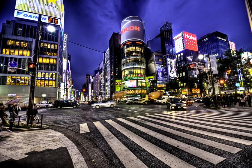 Tokió népessége a 2015-ös népszámlálás szerint több mint kilencmillió fő volt.