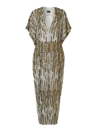 Aranyruha Malene Birgertől 650 fontért, kb.226 ezer forintért.