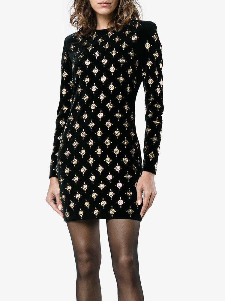 Az Asos egyrészese aprópénz volt a Balmain ruhához képest, ami 1910 fontba, kb.664 ezer forintba kerül.