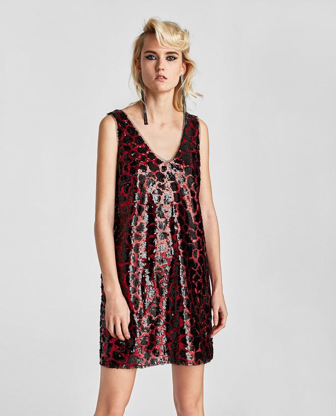 Ebben a Zara ruhában akár még Szilvezterezni is elmehetünk