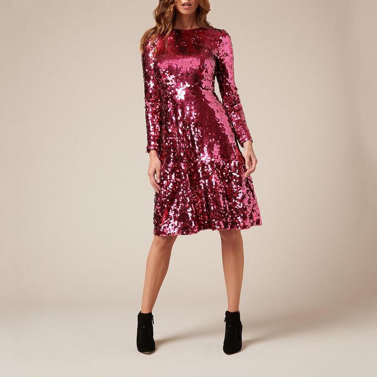 Katalin hercegné egyik kedvenc márkája flitteres ruhát árul a szezonban