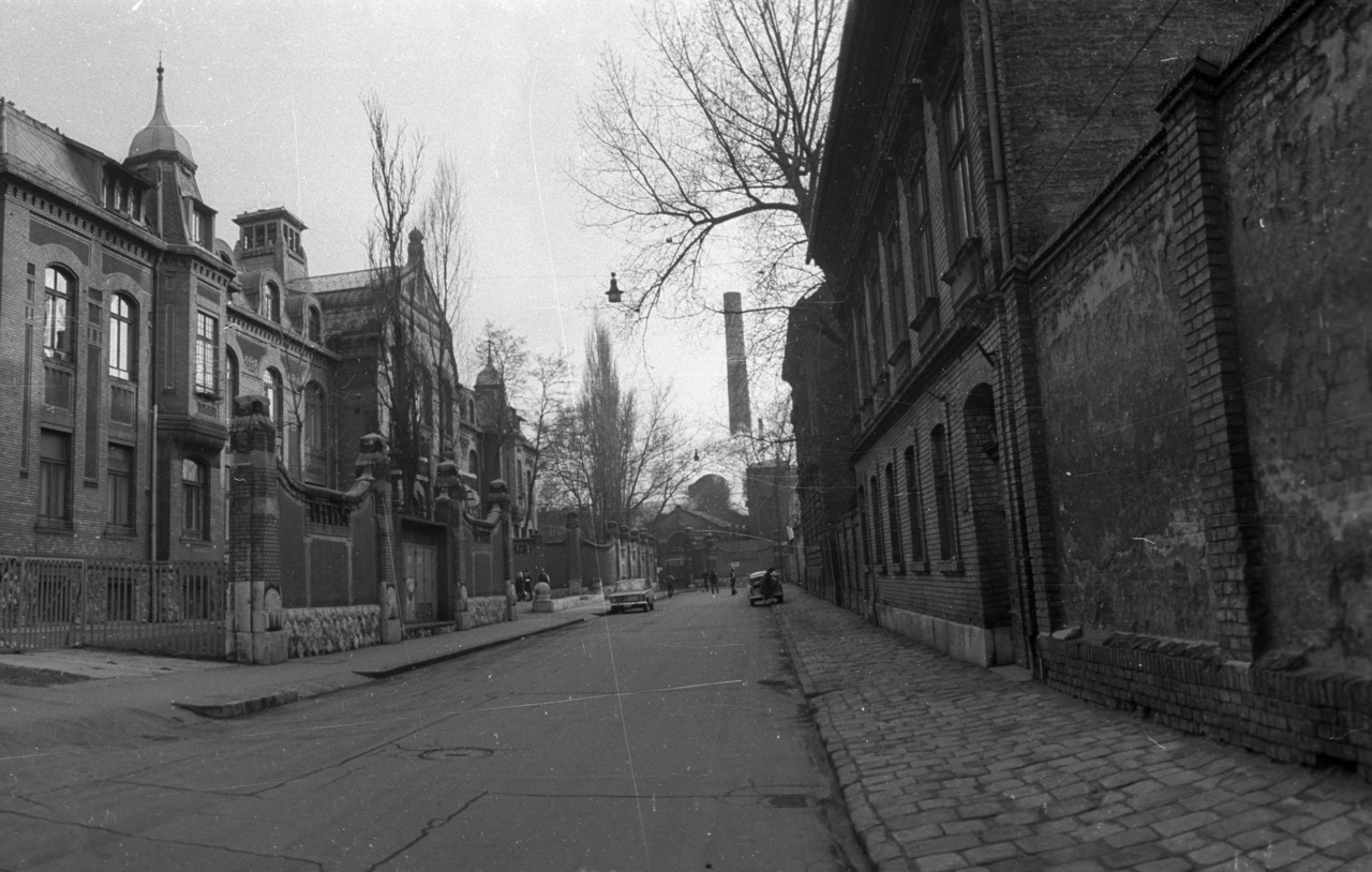 A SOTE (ma Semmelweis Egyetem) Balassa utcai Neurológiai Klinikája az Üllői úti tömbökhöz kapcsolódó századfordulós kórházépítészet masszív terméke. Az Általános Rendezési Terv (a beszédes rövidítésű ÁRT) csak a hozzá hasonlókat hagyta volna állva, kimondta ugyanis, hogy 2000-ig minden 1890 előtti épületet le kell bontani –  a műemlékek kivételével.