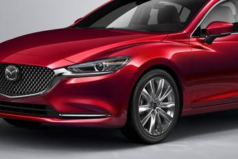Rendesen megmutatták az új Mazda 6-ost