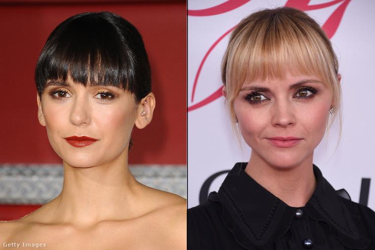 De a haj önmagában nem elég, a jó smink is sokat számít, ha azt akarja, hogy Christina Riccire hasonlítson.