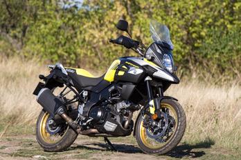 V-Strom 1000XT Suzuki