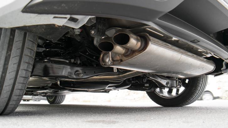 Az 1.5 TSI hátsó futóműve és a nem vásárlói szemnek szánt hátsó dob