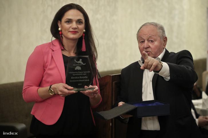 Kovács Katalin és Kárpáti György