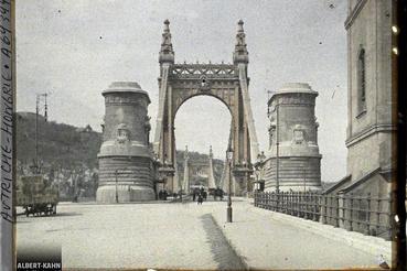 Az Erzsébet híd