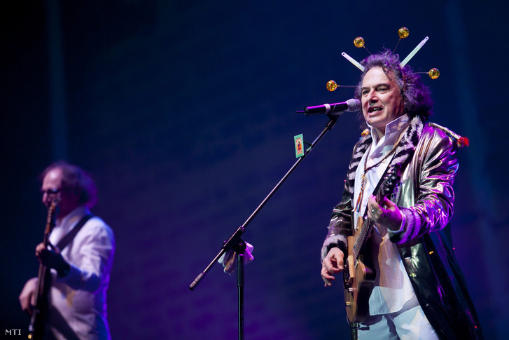 A KFT Ufóshow című 30. születésnapi koncertje 2011-ben