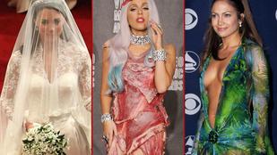 6 ruha, aminek saját, külön Wikipédia-oldala van