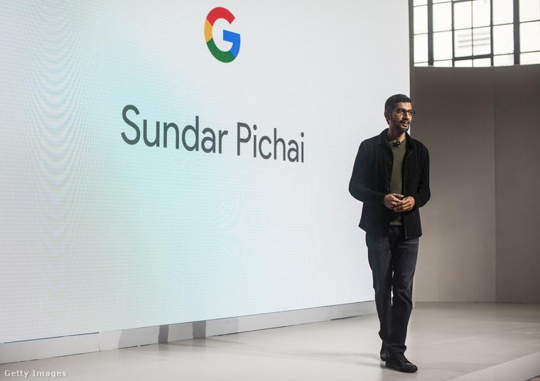 Nem Nadella az egyetlen Lanvin rajongó a szakmában, a Google 45 éves vezérigazgatója, Sundar Pichai is vásárolt már a francia márkánál, de ő inkább a fekete verziót preferálja a fazonból.