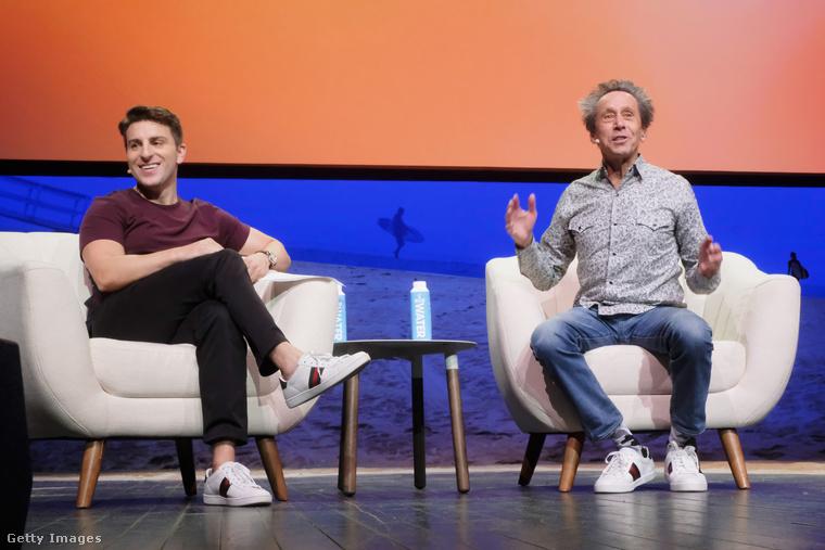 Az Airbnb 36 éves vezérigazgatója, Brian Chesky a Guccira esküszik.
