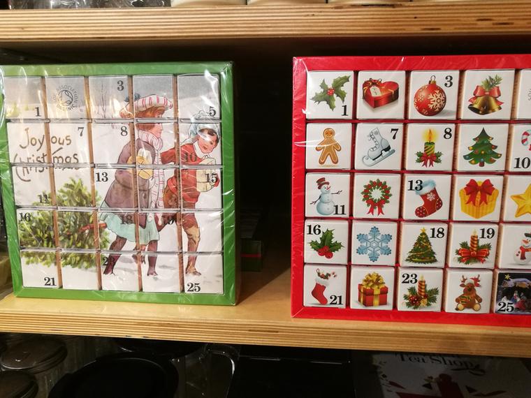 A Butlersben azoknak tudsz adventi naptárat venni, akik szeretnek különféle teákat próbálgatni