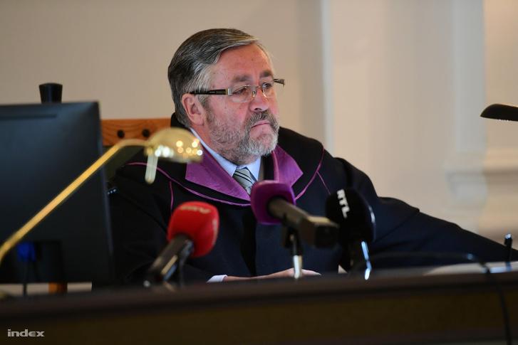 Dr. Morócz Emil, bíró
