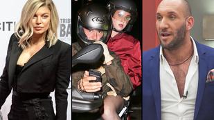 Zimány Linda, Berki és Fergie: celebek, akik idén összetörték a szívünket