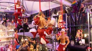 Münchenben keresztezték a karácsonyi vásárt a pride-dal