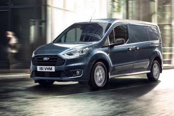 Megújul a két kisebb Ford Transit
