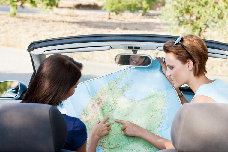 Mióta van Google Maps, azóta nem kell veszekedni azon, hogy jól nézed-e a térképet