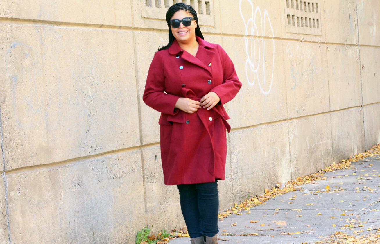 10 nőies, karcsúsító télikabát, ha több mint 70 kiló vagy